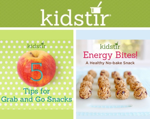 Quick Easy Snacks Kids Newsletter
