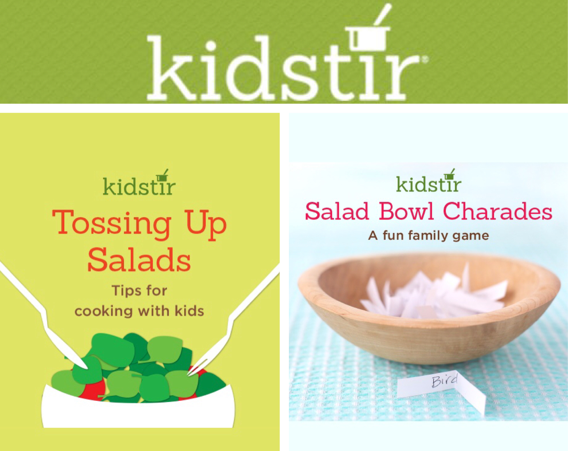 Salad Fun with Kids