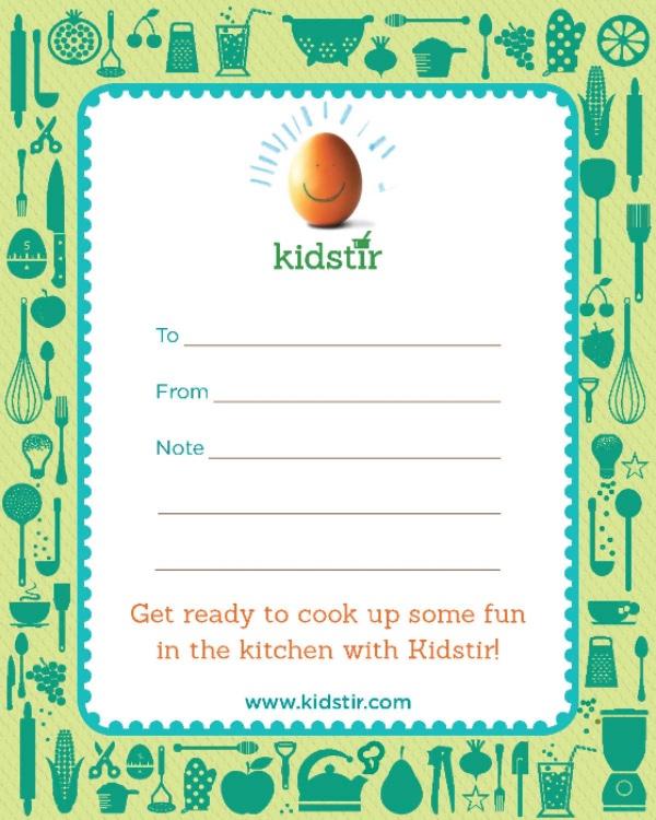 Easter Basket Fun Gift Tag Print