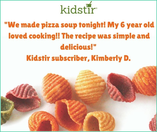 Kidstir Enthusiastic Testimonial Quote