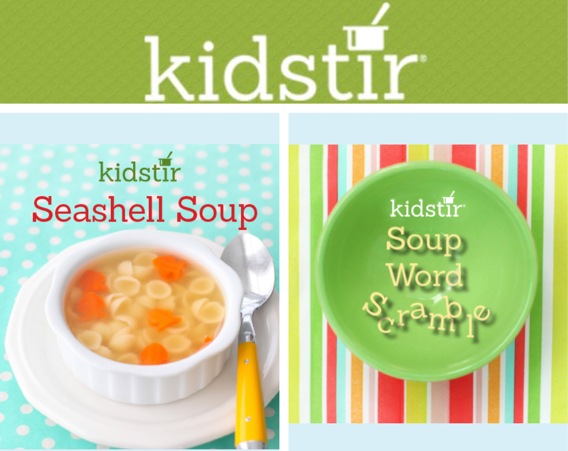 Soup Fun for Kids!
