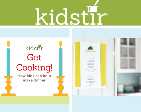 Kids Cook Night