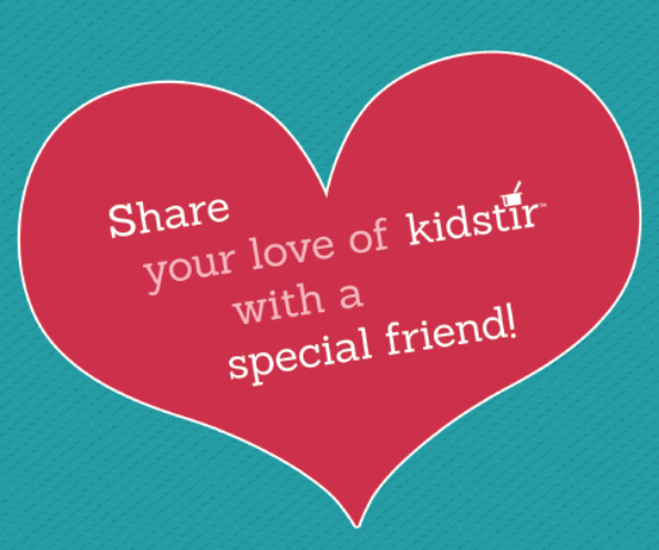 Share Heart With Friends Discount