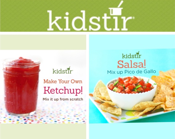 Kids Tomato Condiments