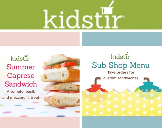 Kids Sandwich Shop
