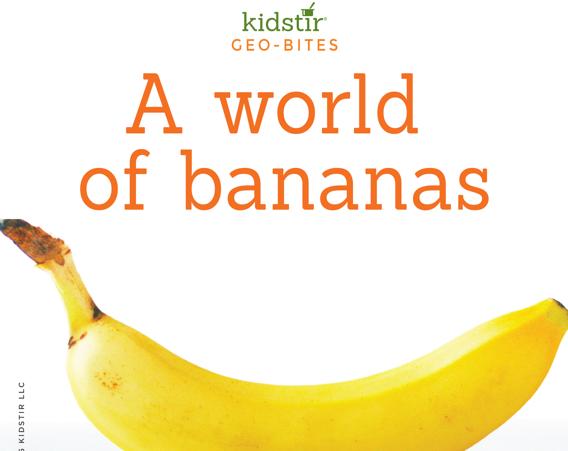 Where Do Bananas Grow?
