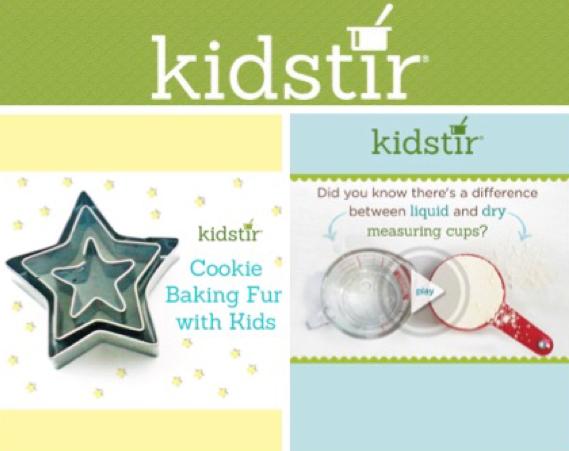 holiday baking fun for kids