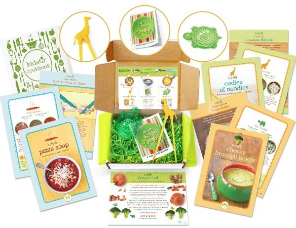 Soups On  Kids Cooking Kit