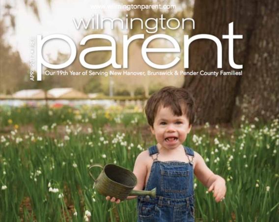 Wilmington Parent Magazine April 2017