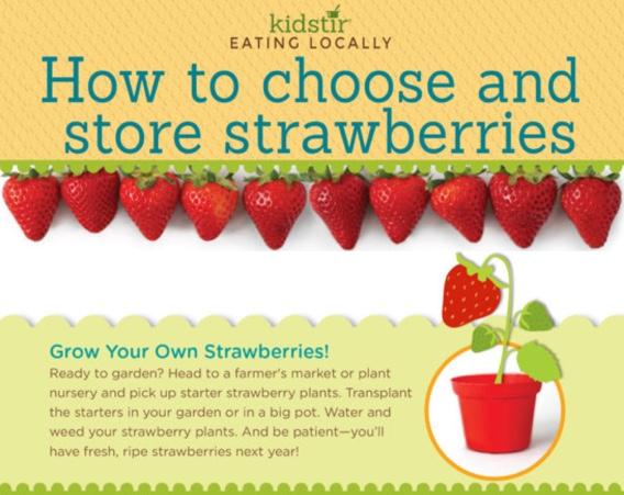 Choose Strawberries