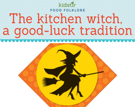 Kitchen Witch tradition for kids!