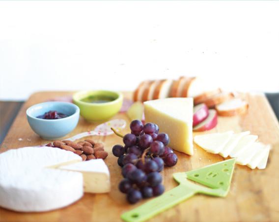 Tasty Cheese Tray