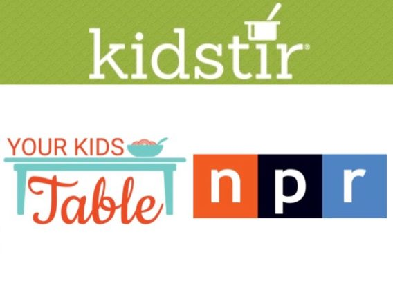 NPR Your Kids Table