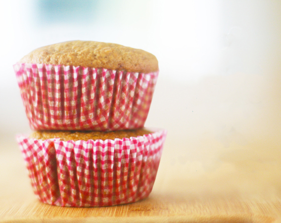 Applesauce Muffin Recipe for Kids