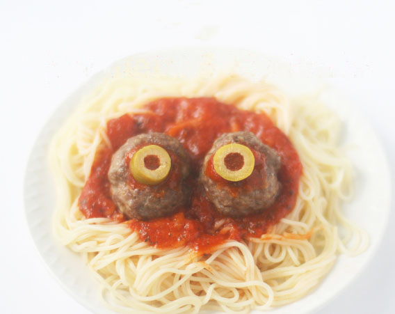 Spaghetti and Eyeballs