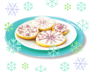 Winter Wonderland Cookies Cooking Kit