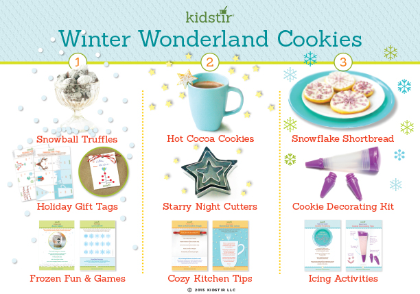 Happy Cooking Kit December