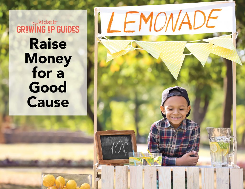 Kids Helping Kids: 5 Awesome Charities for Children