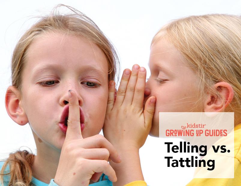 Dealing With a Tattletale
