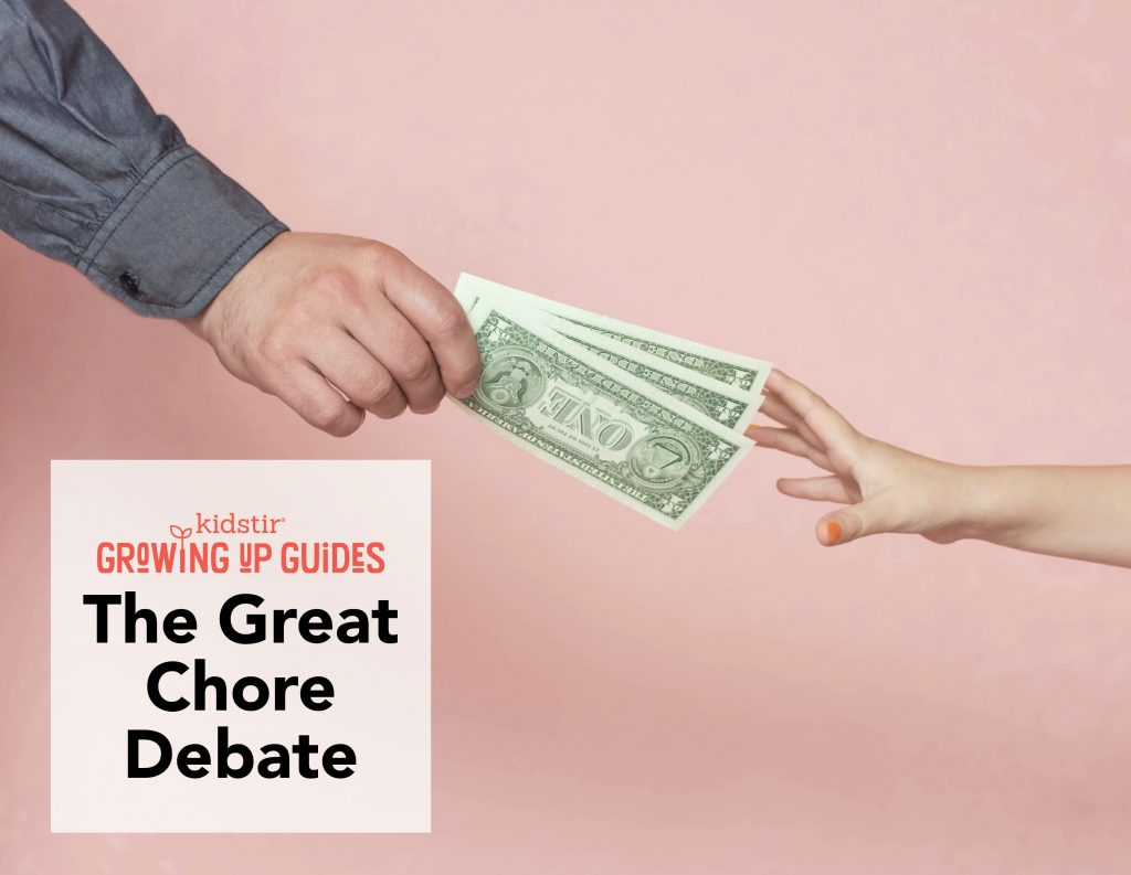 Should You Pay for Chores?