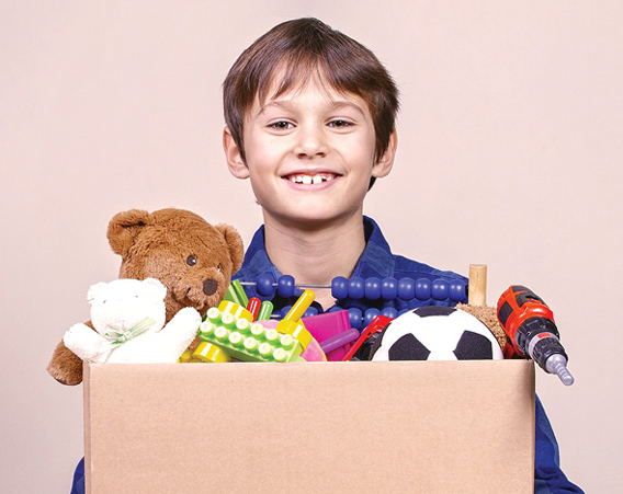 Kids & Clutter: How to Win the Battle