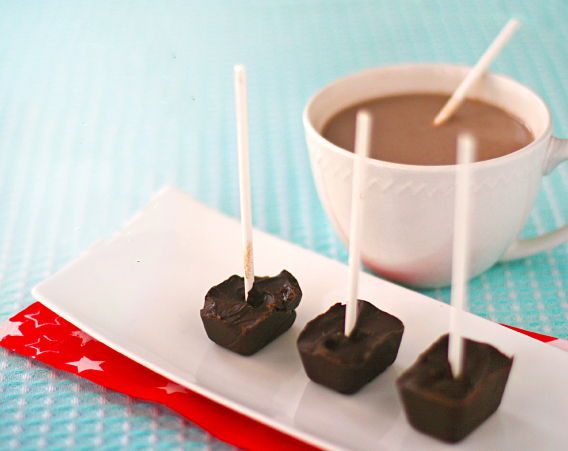 Hot Cocoa Stirrers