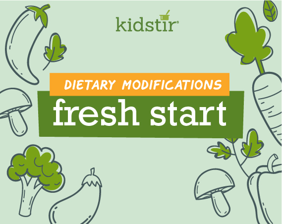 Dietary Modifications for Fresh Start