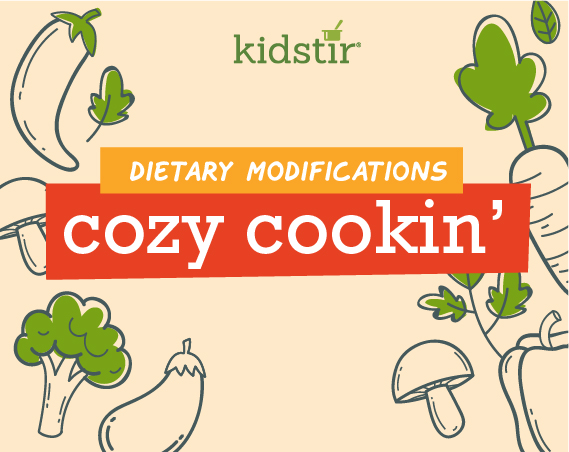 Cozy Cookin' Dietary Modifications