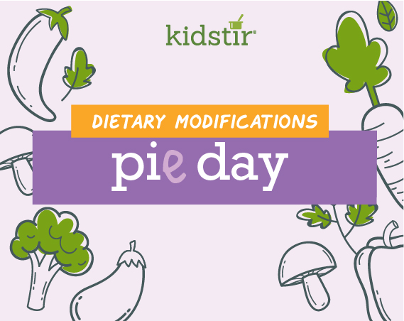Pie Day Dietary Modifications