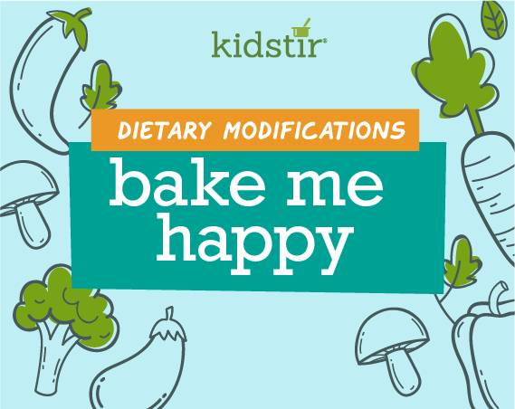 Bake Me Happy Dietary Modifications