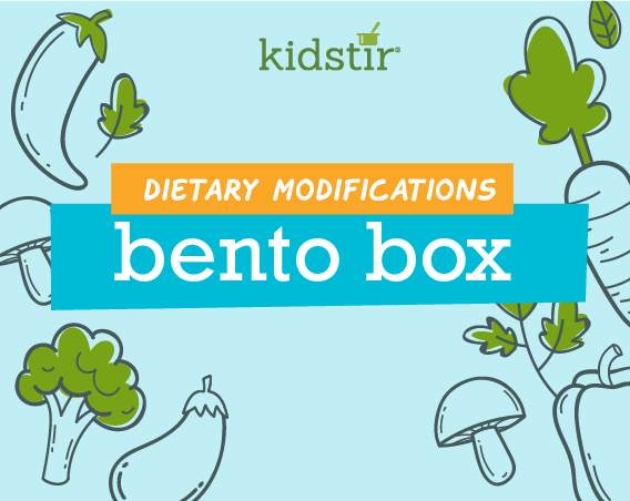 Bento Box Dietary Modifications
