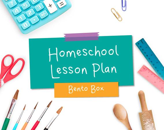 Bento Box Homeschool Plan