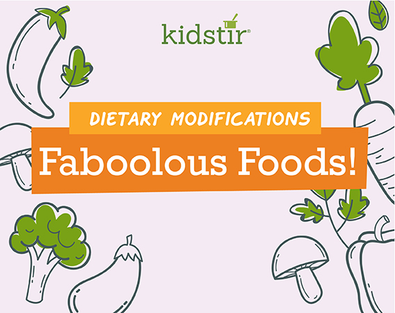 Faboolous Foods Dietary Modifications