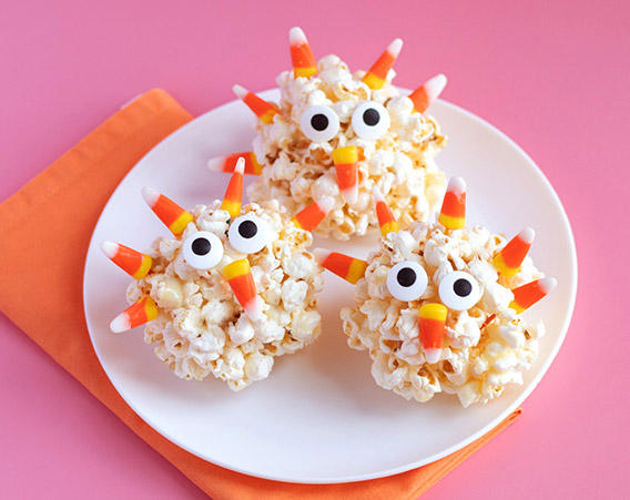 Turkey Ball Popcorn