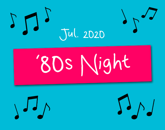 '80s Night! Playlist