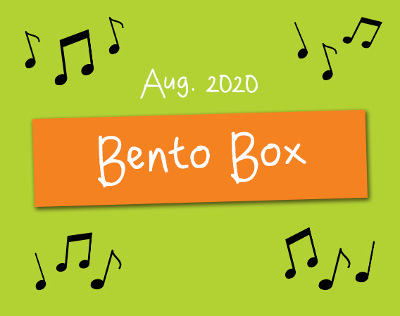 Bento Box Playlist