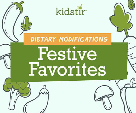 Festive Favorites Dietary Modifications