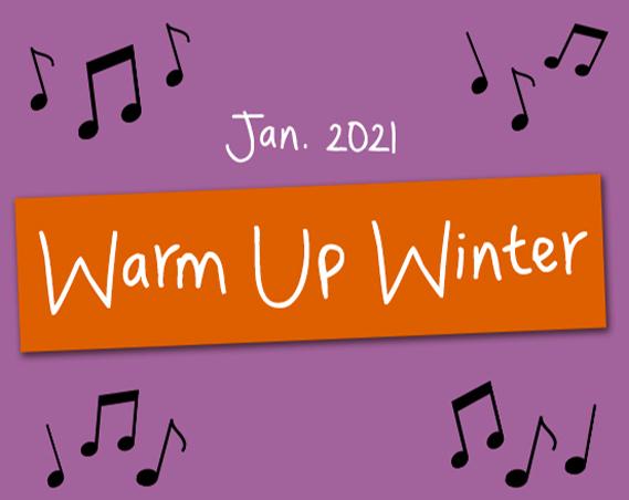 Warm Up Winter Playlist