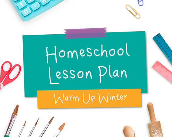 Warm Up Winter Lesson Plan