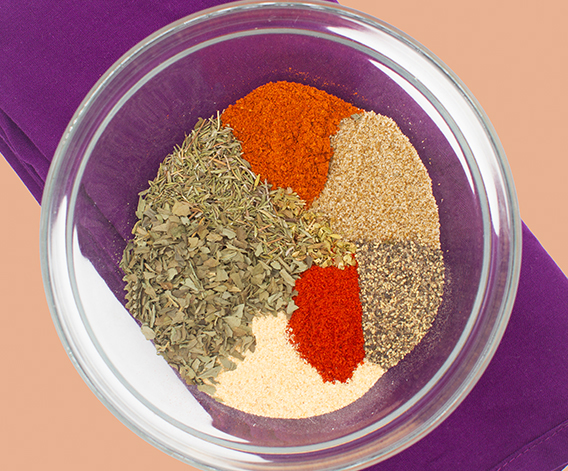 New Orleans Spice Mix