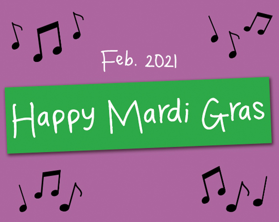 Happy Mardi Gras Playlist