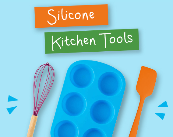Silicone Kitchen Tools 101