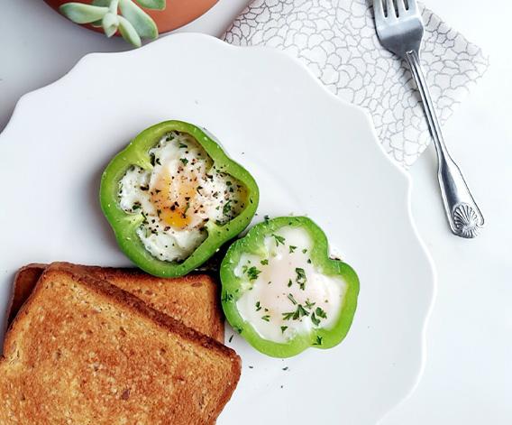 Shamrock Eggs