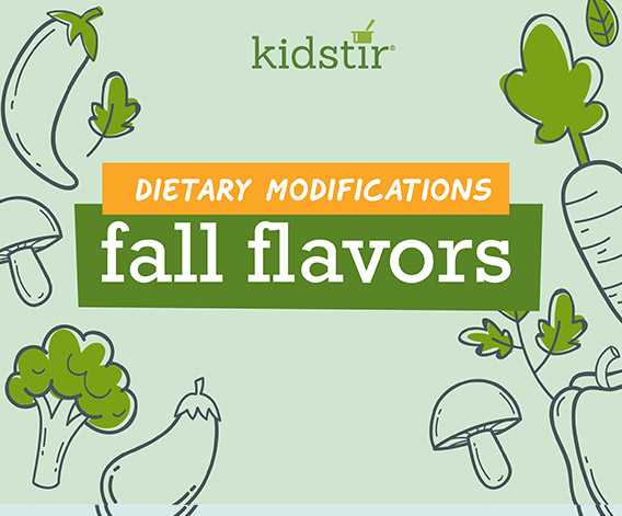 Fall Flavors Dietary Modifications