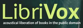 Librivox. Free audio books.