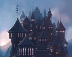 Harry Potter Magic School