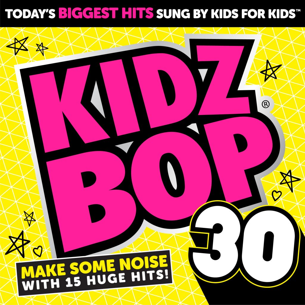 KIDZ BOP 30 is Available Now