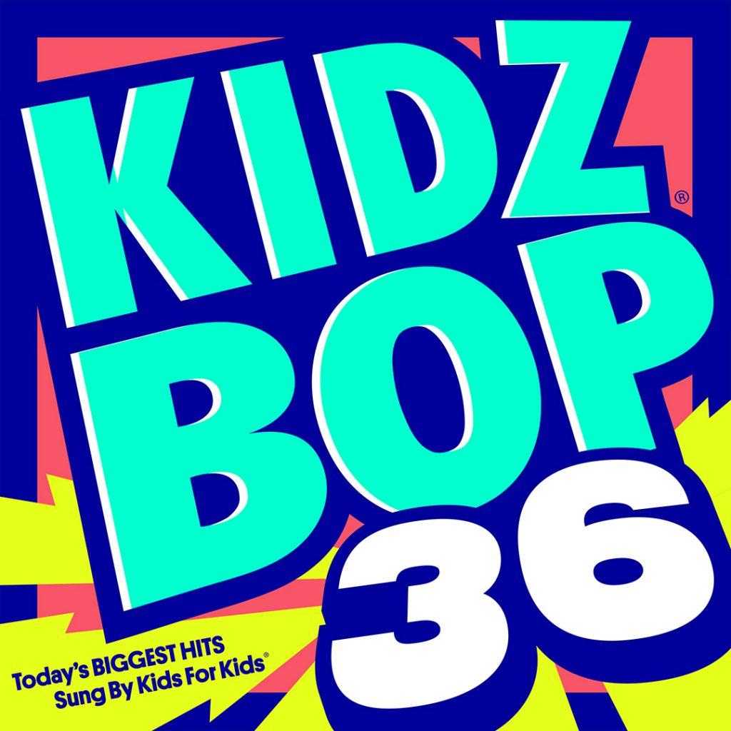 KIDZ BOP 36 Album
