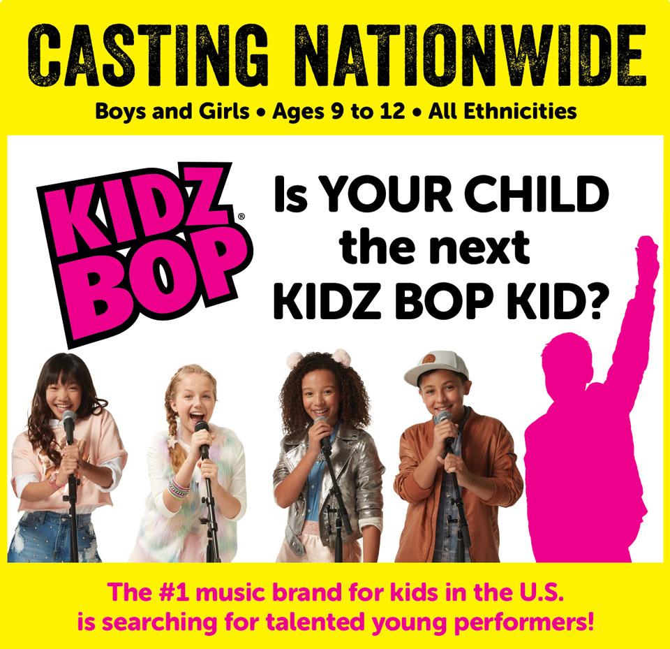 KIDZ BOP | Become A KIDZ BOP Kid! | KIDZ BOP