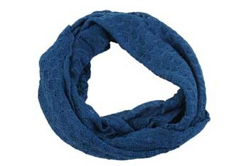 Open knit scarf/snood, $8.80, Forever21.com